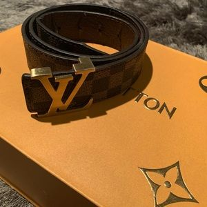 Louis Vuitton Belt, authentic
